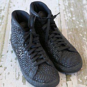 NIKE Blazers DMB Black Diamond Mid Shoes US 6
